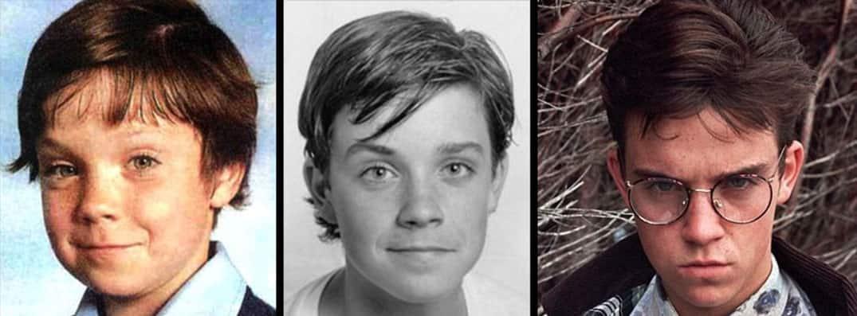 Robbie Williams Youth