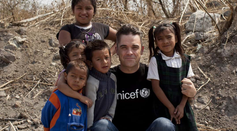 robbie-williams-UNICEF